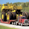 double hauler for the huge load