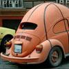 original design of the Beetle car