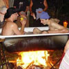 please don't make your own hot tub