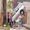 Car can get out of a narrow street hilarious images