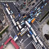 Cars completely stuck in the city streets images fun