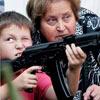 army granny gives a good advice
