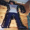 Funny pictures of people boy surrounded with beer bottles