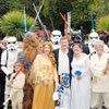 Star wars freaks are getting married