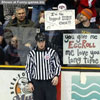 Funny sports photos stupid ice hockey referee