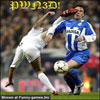 Funny football pics wrong ball