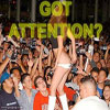 Hot girl feeling hot at a pop concert sexy funny pictures
