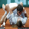 Funny sex picture guy screwed at tennis court
