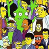 your task is to find the Simpsons in the crowd