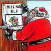Santa cant find one of his elves