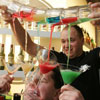 amateurs try tricky barman performance