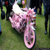 Did you know Barbie has her own motorcycle? joke pics