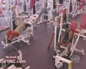 Farting in the Gym