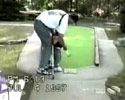 compilations of fun golf accidents