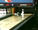 this was an awesome bowling trick
