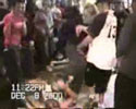 idiot kicks girl in the face during Moshpit.