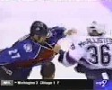 collection of NHL fights featuring bad guy S. Parker