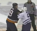and more ice hockey fights on Funny-Games.biz