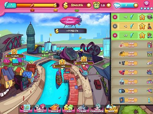 Hentai Dating Simulator screenshot